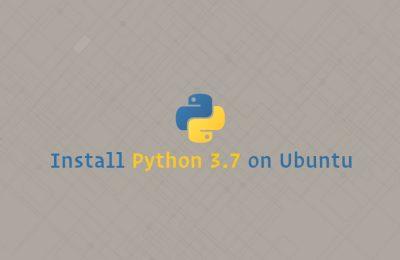 Ubuntu安装Python 3.9